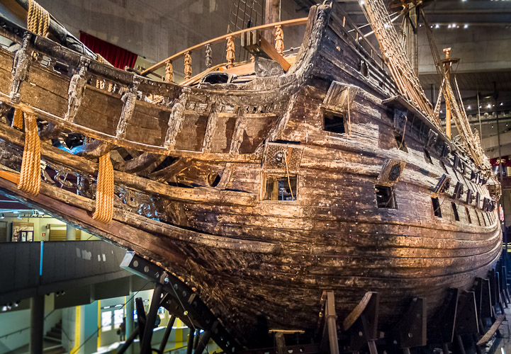 Vasa - Ice Raven - Sub Zero Adventure - Copyright Gary Waidson, All rights reserved.
